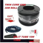 6mm Twin Core Cable