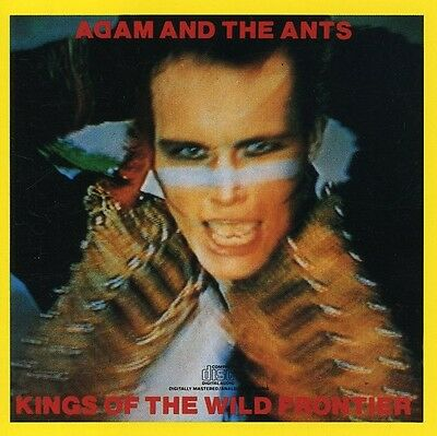 Adam Ant - Kings of the Wild Frontier [New (Adam Ant Kings Of The Wild Frontier)