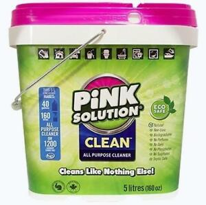 New Pink Solution 5 Litres (160oz) Pick Up Only