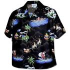 Womens Hawaiian Shirt XL