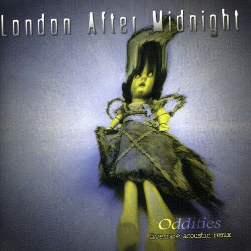 London After Midnight - Oddities [New CD] Rmst