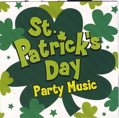 Various Artists - DJ St Patrick's Day Party Musi ()