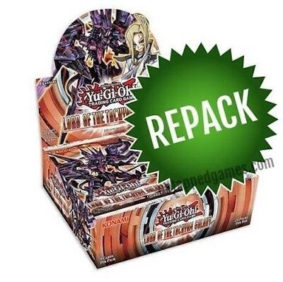 LORD OF THE TACHYON GALAXY Booster Box Repack! 24 Opened Packs In Box 200+
