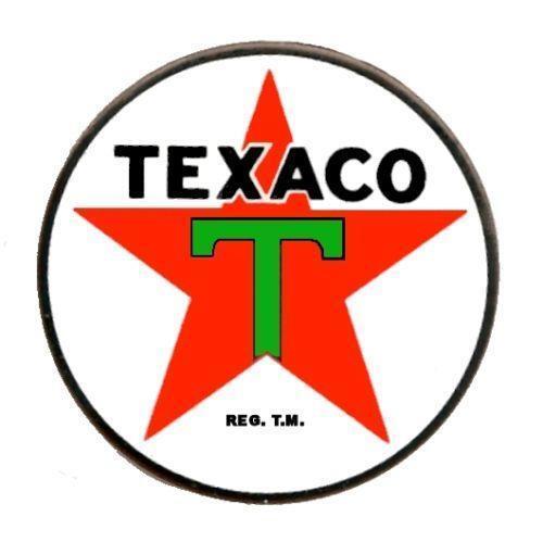 Texaco Decal