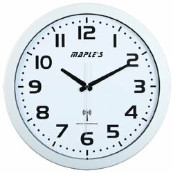 15 Radio-controlled Wall Clock