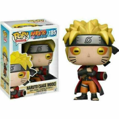 Naruto (Sage Mode) #185 Funko Pop Vinyl Figure NARUTO Shippuden Toy Gift