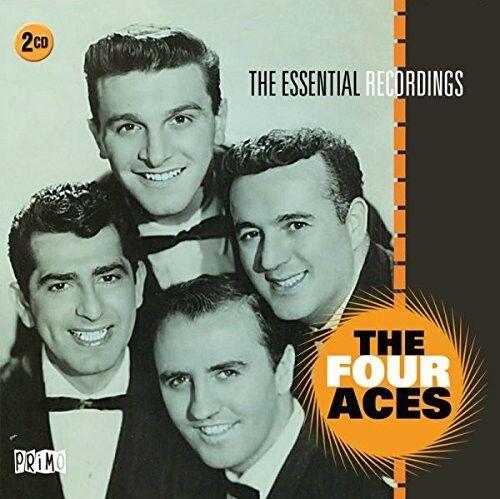 FOUR ACES - ESSENTIAL RECORDINGS 2 CD NEU