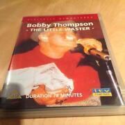 Bobby Thompson DVD