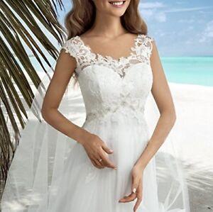 2 wedding dresses for sale