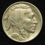 1930 Indian Head Nickel