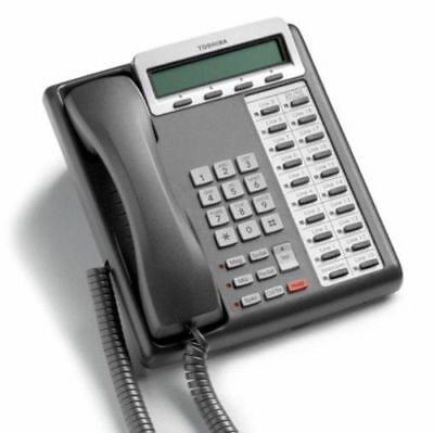 Refurbished Toshiba Dkt3220-sd Display Telephone With New Supplies