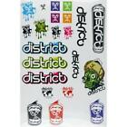 District Stickers
