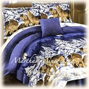 Wolf Bed Sheets