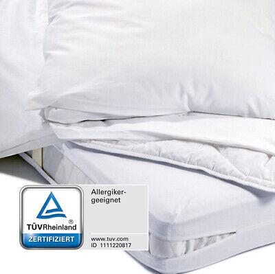 Allergiker - Deckenbezug - milbendichte Bettwäsche EVOLON Encasing Milbenschutz