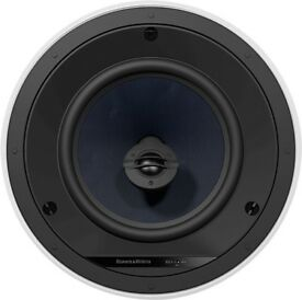 Single Bowers & Wilkins CCM 683 Ceiling Mount Speakers 1X B&W Integrated Stereo