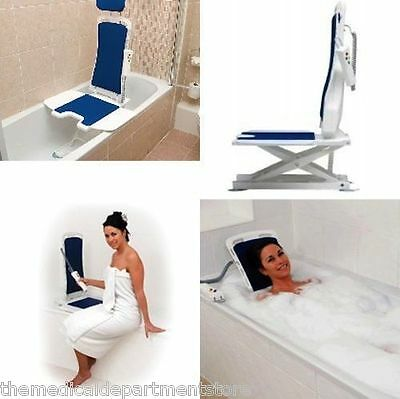 Bellavita Automatic Bath Tub Lift Folding Back Drive Medi...