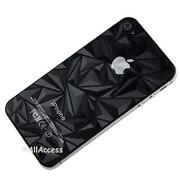 iPhone 4 Screen Protector Matte Back