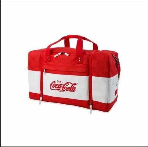 HEX X COCA-COLA SNEAKER DUFFEL BAG KITH/COCA-COLA  PRIVATE LABEL