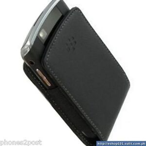 GENUINE-BLACKBERRY-LEATHER-POCKET-POUCH-CASE-9300-8520-CURVE-NEW