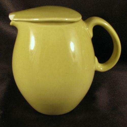 Russel wright iroquois pitcher ebay - Russel wright pitcher ...