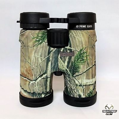 New Bushnell Legend Ultra HD 8X36mm Binoculars, HD Realtree AP 190836