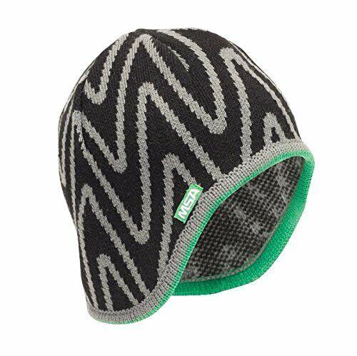 MSA Safety 10118417 V-Gard Value Winter Liner Knit Cap, Pack of 12