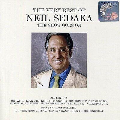 Neil Sedaka - Show Goes on: The Very Best of Neil Sedaka [New CD] UK - (The Best Of Neil Sedaka)
