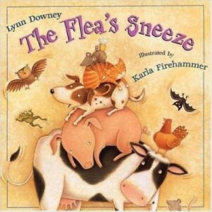 LIKE NEW BOOK - The Flea's Sneeze