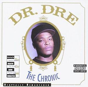 Dr Dre - The Chronic (Explicit) (NEW 2 VINYL LP)