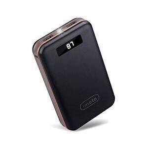 20000mAh Compact Portable External Battery Power Bank Charger