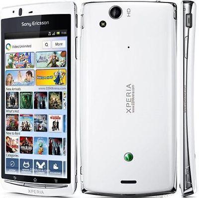 """Original Sony Ericsson XPERIA arc S LT18 GSM 4.2"""" Smartphone Pure White segunda mano  Embacar hacia Argentina"""
