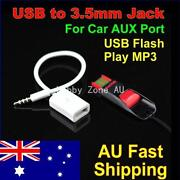 USB to 3.5MM Jack