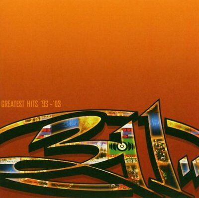 311 : Greatest Hits 93 - 03 [us Import] CD (2004)