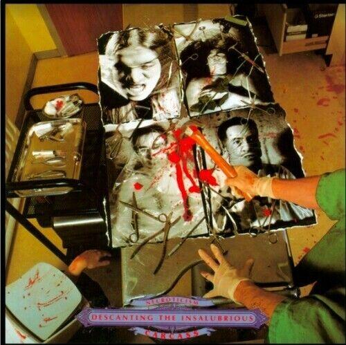 Carcass - Necroticism - Descanting The Insalubrious [New Vinyl LP]