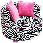 Kids Zebra Chair