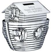 Personalised Christening Money Box