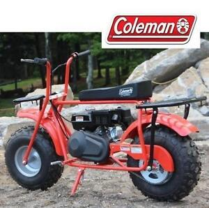 USED* COLEMAN GAS MINI MOTOR BIKE - 120261809 - MOTORCYCLE GAS POWERED TRAIL200 - 196cc BIKES MOTORCYCLES