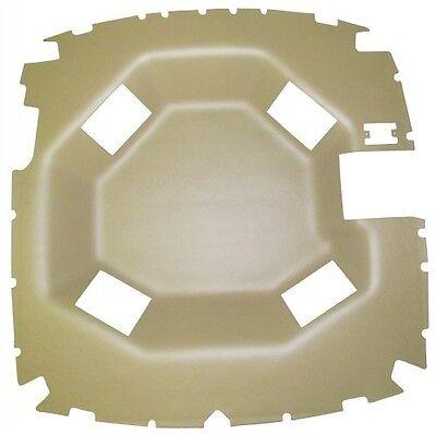 John Deere New Cloth Tan Headliner 8100 8200 8300 8400 8520 Re183606 Re134109