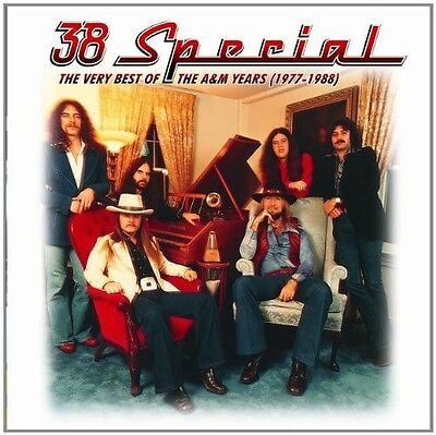 .38 Special, 38 Spec - Very Best of the A&M Years 1977-1988 [New CD]
