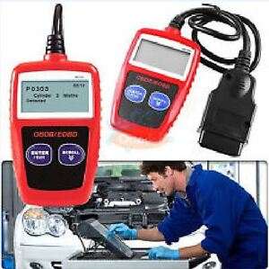 MAXISCAN 309 ENGINE CODE READER WITH ON SCREEN DEFINTION.