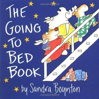 Going To Bed Board Book Best Bedtime Story for Baby Kids Toddler Preschool