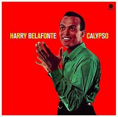 Harry Belafonte   Calypso   1 Bonus Track  New Vinyl Lp  Bonus Track  Ltd Ed  18