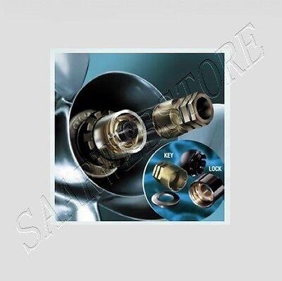 McGard Propellersicherung für Honda-Suzuki-Yamaha-Johnson/Evinrude Aussenborder