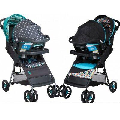 Baby Stroller & Car Seat Combo Infant Comfort Walker Travel System Safe Carriage