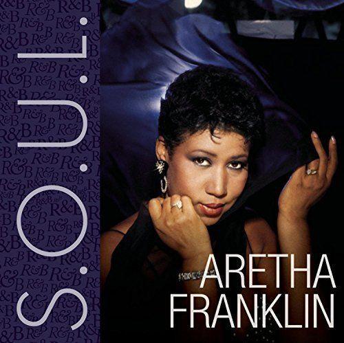 ARETHA FRANKLIN : S.O.U.L. (CD) NOT sealed