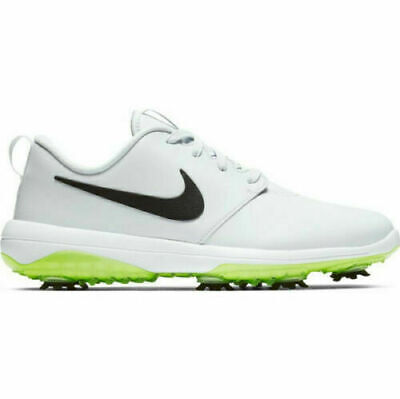 Nike Roshe G Tour Golf Shoes Pure Platinum Waterproof AR5580-002 Men's size 14