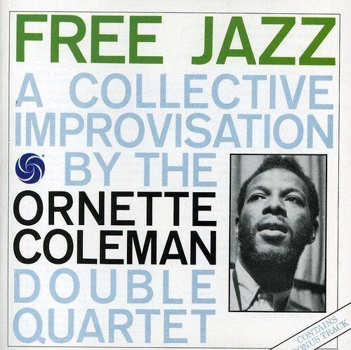 Ornette Coleman - Free Jazz [New CD]