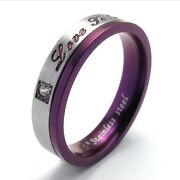Mens Titanium Wedding Rings