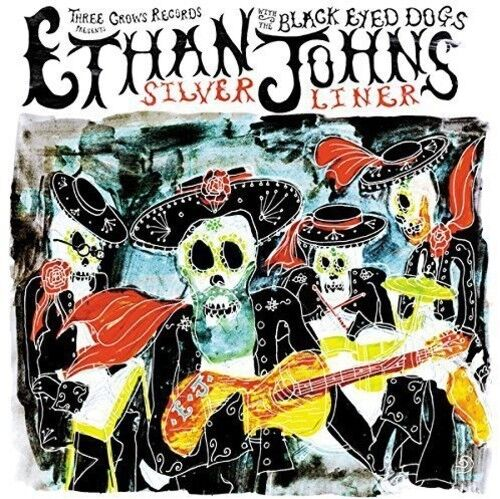 Ethan Johns - Silver Liner [New CD] UK - Import