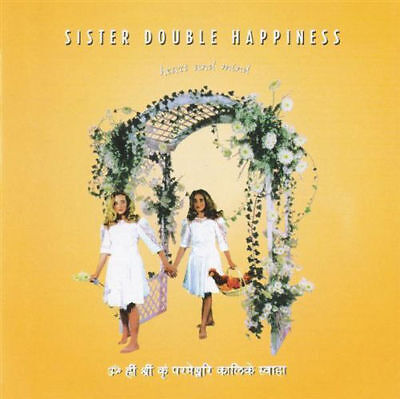 NEW CD Album SISTER DOUBLE HAPPINESS - HEART & (Mini LP Style Card Case) Grunge
